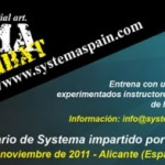 Systema-Spain-Flyer 2011