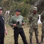 Systema Combat Boot Camp Colombia, March 2015